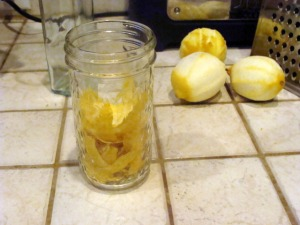 Lemons for Extract