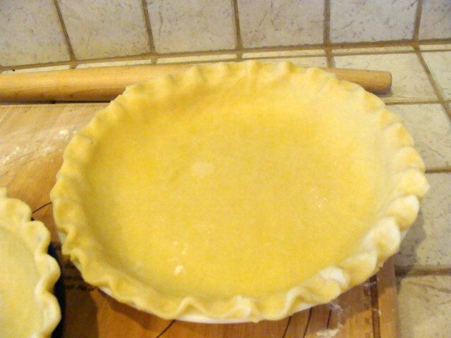 pie crust recipe with vinegar